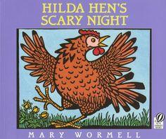 Hilda Hen's Scary Night, 1997 Parents' Choice Award Silver Award - Books #Book