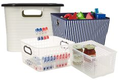 #totes and #Baskets #SimplyOrganise with Howards Storage World
