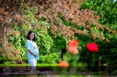 Maternity Session in Cantigny Park – Meagen Mike