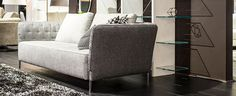Modern Sofas and Loveseats | Cantoni