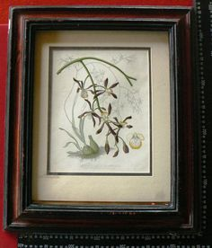 free shipping worldwide- sold as is- framed art from usa estate home