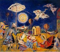 amare-habeo: Arturo Souto (Spanish, 1902-1964) Balloons,...