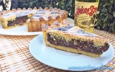 Toscana, French Toast, Cheesecake, Pie, Breakfast, Sweet, Desserts, Food, Food Cakes
