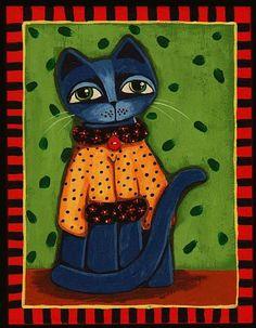 Cat's Pajamas by Cindy Bontempo (GOSHRIN)