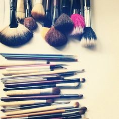 Brushes! <3