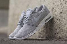 "Nike SB Stefan Janoski Max ""Wolf Grey"""