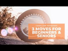 3 Moves for Beginners and Seniors | Leaps and Rebounds - YouTube