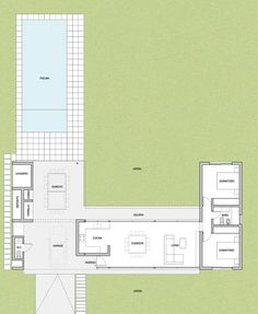 Cottage Floor Plans, House Floor Plans, Small House Design, Cool House Designs, Architectural Floor Plans, Bedroom Bed Design, Best House Plans, Good House, F21