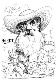 Monet by Pablo Morales de los Rios