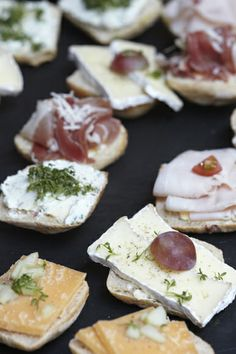 ein traumtag im oktober: fingerfoodparty mit pays d'oc weinen, kleinen köstlichkeiten und ein bißchen foodfotografie