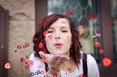 Red Photo Challenge Winners from iheartfaces.com