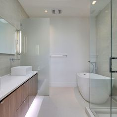 Parcside Townhomes - modern - Bathroom - Calgary - Inertia Corporation