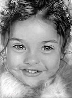 Beautiful pencil drawing! Más