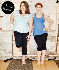 Pilates Benefits For Plus Sized Bodies | The myth of Pilates and plus-sized women. #refinery29 http://www.refinery29.com/plus-size-pilates