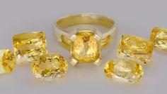 Yellow Topaz: A Jupiter Gemstone for Vedic Astrology