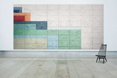 """""""BAUX SOUND ABSORBING WALL PANELS BY FORM US WITH LOVE"""""""
