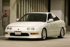 Acura Integra JDM 4 Door