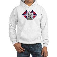 Stonewall jackson hoodie on cafepress com