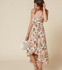 Reformation Mattie Dress