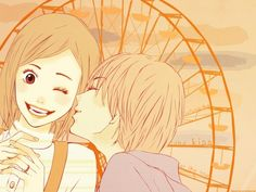 ♥Lovely complex♥ favorite anime :)
