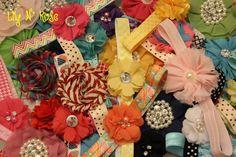 Five Variety by LilyNRoseHeadbands on Etsy, Baby Headbands, Stuff To Buy, Etsy, Kids Headbands