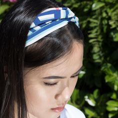 Trendy Headband Summer. Perfect accessory for a festival!