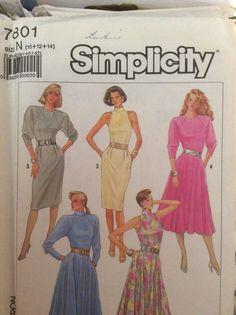 Simplicity 7801