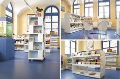 Bibliothèque du 1er, Lyon