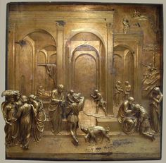 IASblog | By Anne Leader Lorenzo Ghiberti died on 1 December...