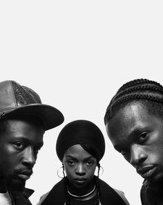 "hiphop-is-alive-and-well: ""90shiphopraprnb: "" The Fugees "" Hip-Hop Blog """