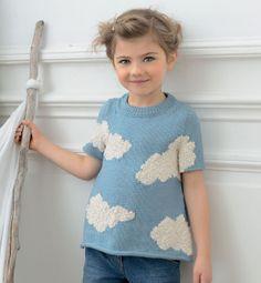 Modèles & patrons tricot enfant