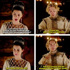 Reign _ #2x12 #Banished #Frary