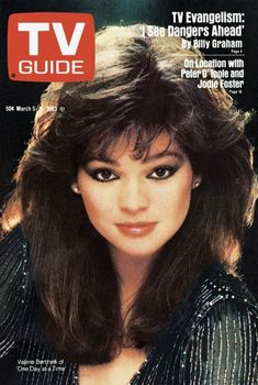 TV Guide March 5, 1983 - Valerie Bertinelli of One Day At A Time