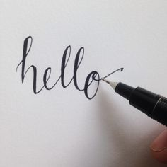 How to Create Fake Calligraphy – A step-by-step guide!
