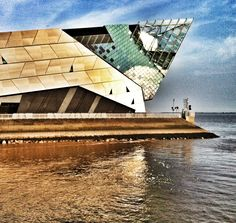 The Deep, Hull - the world's only submarium!