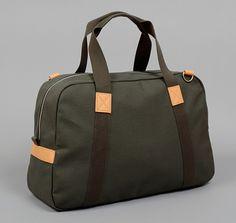 beauty & youth, boston weekender bag
