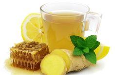 How to make Homemade Ginger Tea; Two Easy Cold busting Ginger Tea Recipes and Health Benefits explained! Ginger Lemon Honey Tea, Ginger Ale, Ginger Drink, Fresh Ginger, Lemon Drink, Ginger Juice, Juice 2, Fresh Mint, Juicing For Arthritis