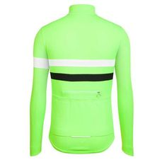 A visible, warm garment for long rides where versatility is paramount. in XL