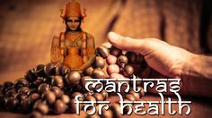 3 Powerful Mantras For Good Health,Healing & Stress Relief Vedic Mantras, Hindu Mantras, Mantra For Good Health, Health Heal, Craft Tutorials, Stress Relief, Magick, Audio, Healing
