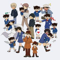 So damn cute~ Detective Conan