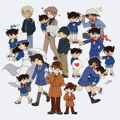 So damn cute~ Detective Conan