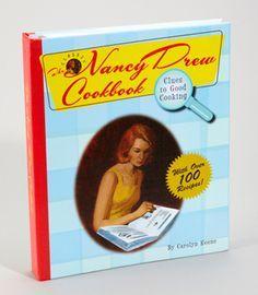 nancy drew | Vintage Recipes | Pinterest | Nancy Dell'olio ...