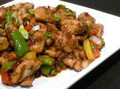 Chilli Chicken Recipe [show me the curry]