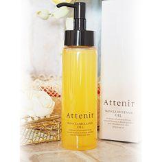ATTENIR Skin Clear Cleanse Oil - Aroma Type Eco Bag 350ml - Takaski.com