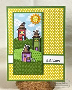 New Home Card by Shannon White