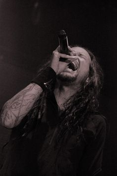 Jonathan Davis - Korn lead singer