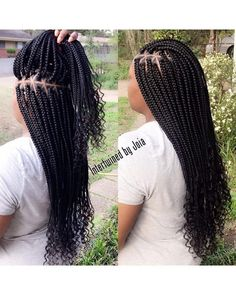 43 Cool Blonde Box Braids Hairstyles to Try - Hairstyles Trends Blonde Box Braids, Braids With Curls, Braids For Black Hair, Girls Braids, Braids For Black Women Box, Bob Braids, Dutch Braids, Black Girl Braids, Cute Braided Hairstyles