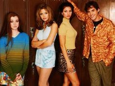 Buffy the Vampire Slayer tv show