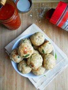Culinary Couture: Chicken Parmesan Meatballs
