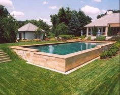 Pools, Spas, and Water Features - pool - philadelphia - Armond Aquatech Pools Inc
